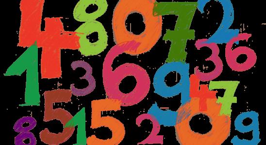 Explications des nombres de 1 à 9 en Numérologie
