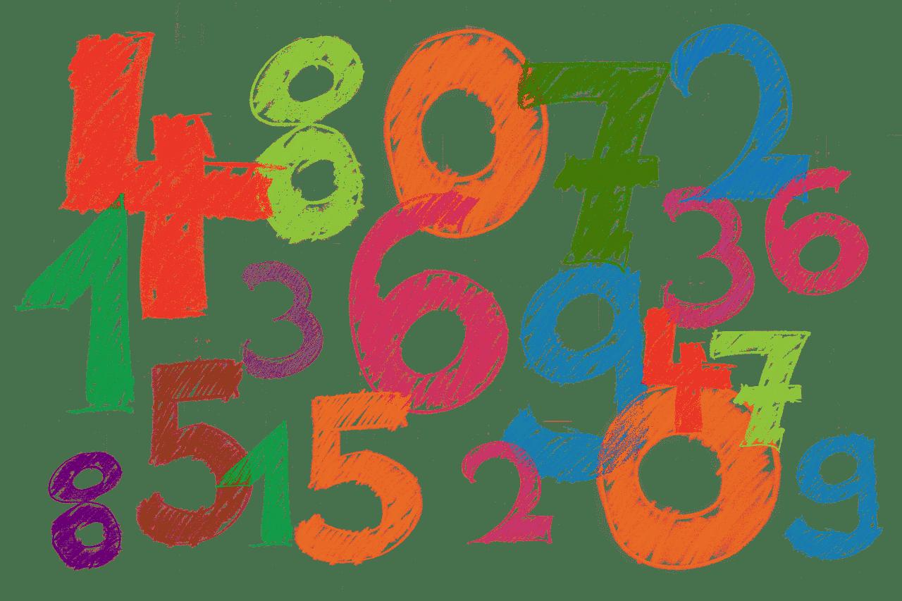 fcffa9adf8b1bf Numérologie gratuite et explication des nombres de 1 à 9