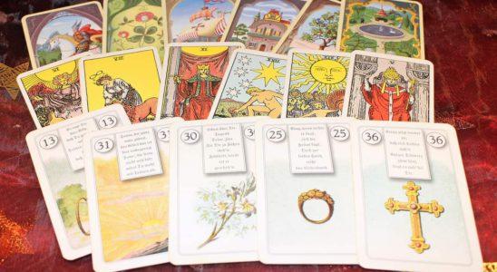 Tarologie et tirage des cartes